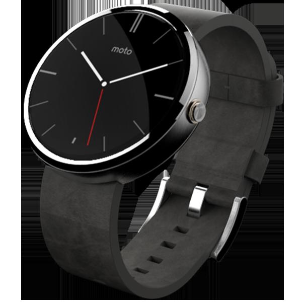 Moto 360   Wearable Device